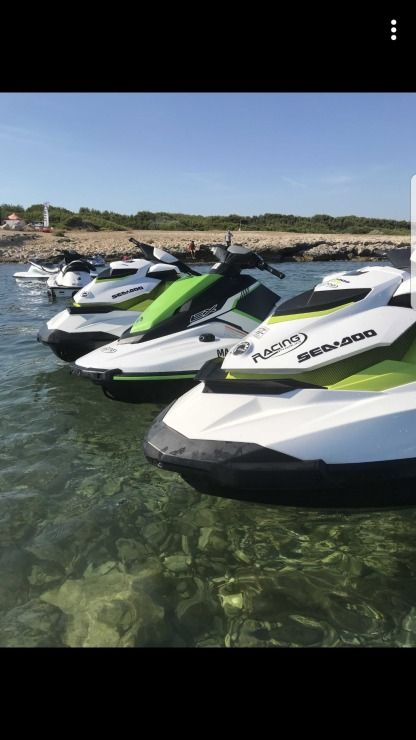 Location Jet-ski Yamaha Ex Marseille