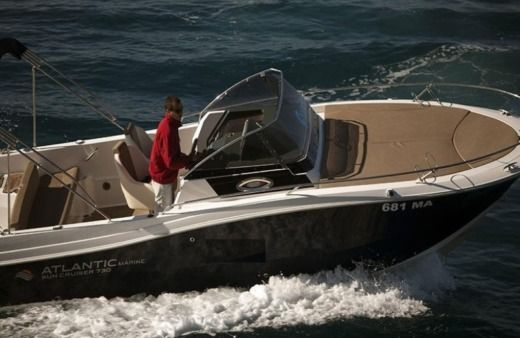 Atlantic Marine 730 in Makarska for hire