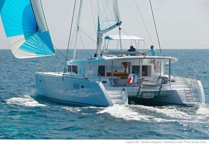 Location Catamaran Lagoon 450 Porto-Vecchio
