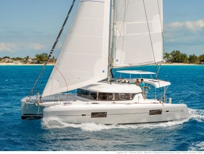 Location Catamaran Lagoon 42 Victoria