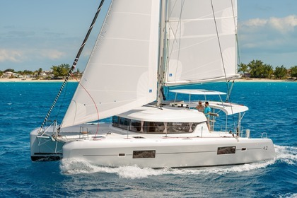 Location Catamaran LAGOON 42 OV Mahé
