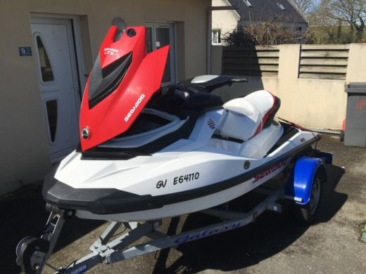 Seadoo Gts in Brest for hire