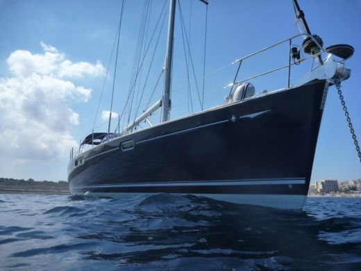 Sailboat Jeanneau Ds54 for hire