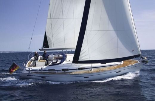 Sailboat Bavaria 39 Cruiser peer-to-peer