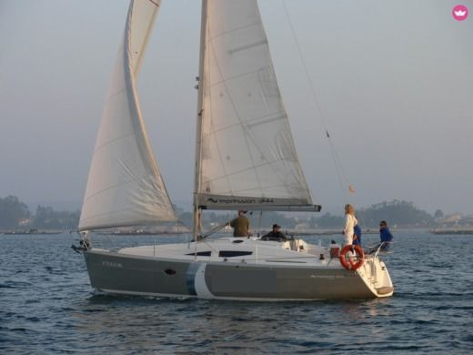 Elan Elan Impression 344 in Vigo for hire