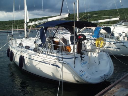Rental sailboat in Punat
