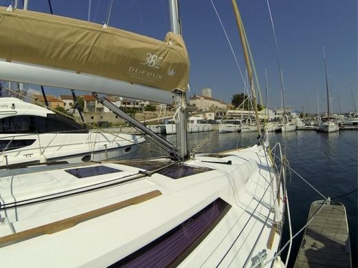 Dufour 382 Grand Large in Šibenik for rental