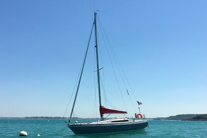 Rental Sailboat gib sea 28 Saint-Cast-le-Guildo