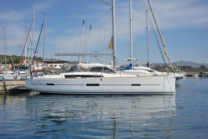 Rental Sailboat DUFOUR 460 Grand Large Portisco