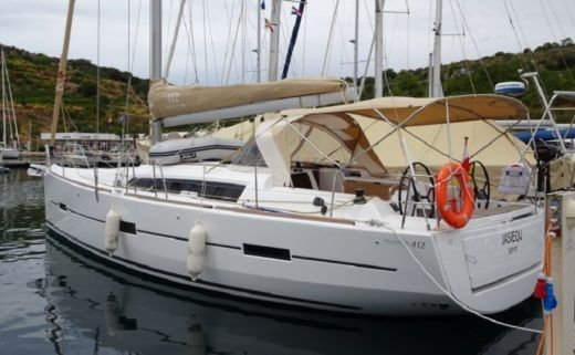 Charter Sailboat Dufour 412 Grand Large Primošten