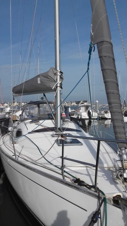 Rental Sailboat Kirie - Feeling Feeling 32 Loctudy