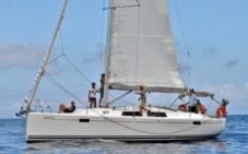 Hanse 385 in Vila Franca do Campo for hire