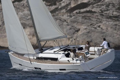 Charter Sailboat DUFOUR 412 Grand Large Palma de Mallorca
