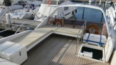 Motorboat Princess 50 for rental