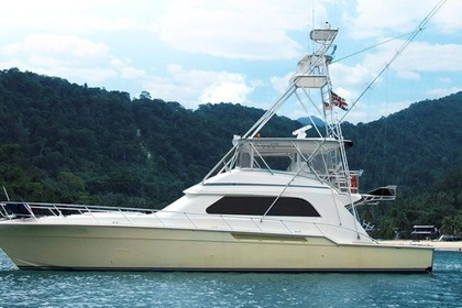Charter Motorboat Bertram 60FT Convertible Phuket