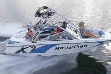 Hire Motorboat Mastercraft x2 Powell