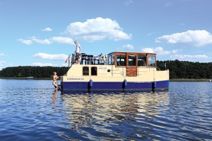 Hire Houseboat Kormoran 940 Rechlin