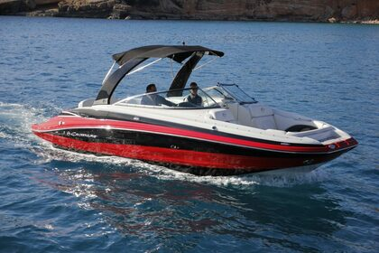 Hire Motorboat Crownline E6 26 ft. El Toro, Castellón