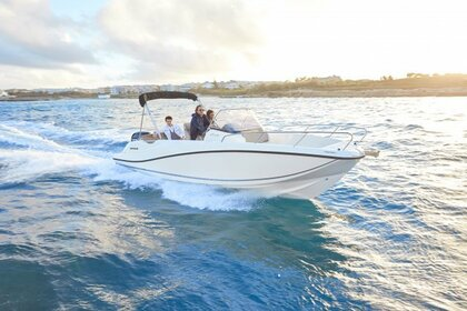 Charter Motorboat QUICKSILVER 675 OPEN El Campello