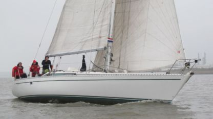 Charter Sailboat Dufour 39 Dieppe