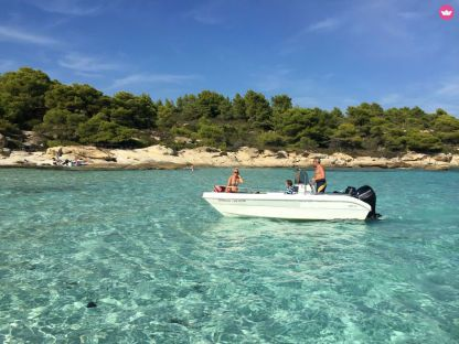 Rental Motorboat Thomas Boats Tempest 500 Chalkidiki