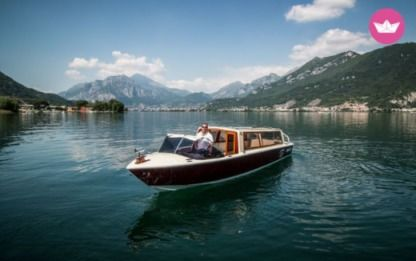 Rental Motorboat Taxi Veneziano Malgrate