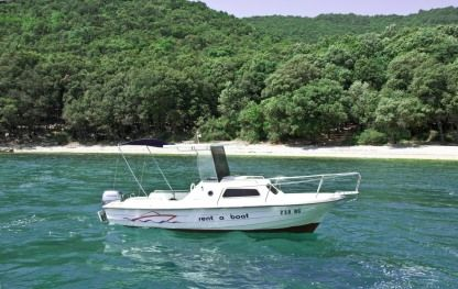 Miete Motorboot Adria 590 Rabac