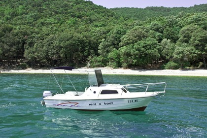Charter Motorboat ADRIA 590 Rabac