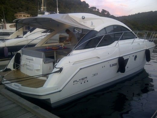 BENETEAU Gran Turismo 38 in Fréjus for hire