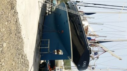 Rental Sailboat Chantier Van Damn Nordia 62 Sainte-Luce