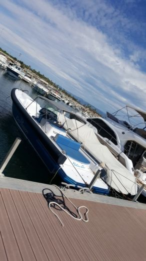 EXPRESSION BOAT EXPRESSION 32 in Fréjus for hire