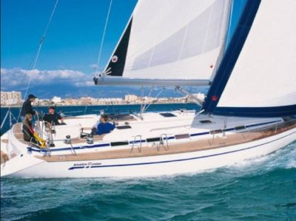 Charter Sailboat Bavaria 49 Achillio
