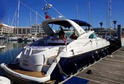 Rental Motorboat Fairline Targa 43 Lagos