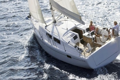 Hire Sailboat HANSE 385 Biograd na Moru
