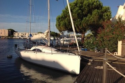 Rental Sailboat ARCHAMBAULT A35 Sainte-Maxime