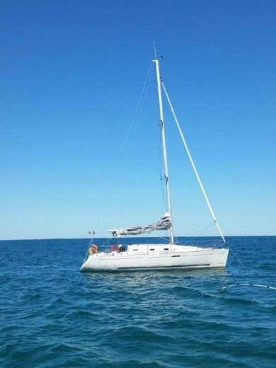 Charter sailboat in Leucate peer-to-peer