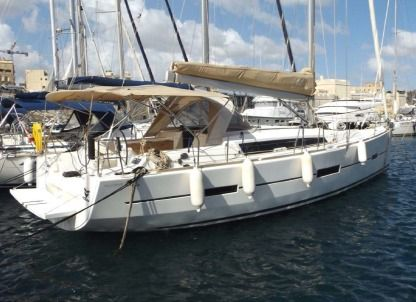 Rental Sailboat Dufour 410 Grand Large Malta