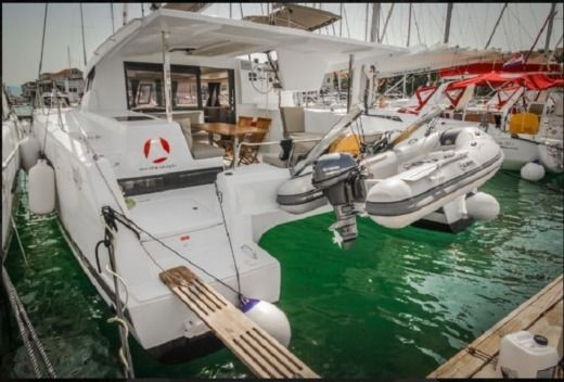 Fountaine Pajot Lucia 40 in Trogir for hire