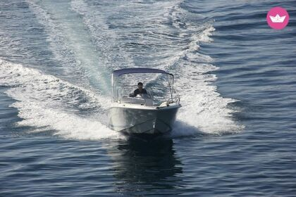 Hire Motorboat QUICKSILVER Commander 600 Split