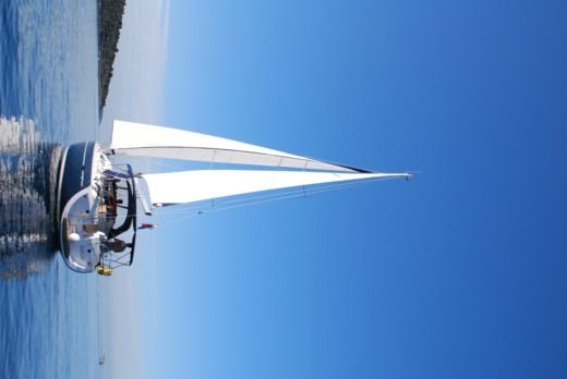 Sailboat ELAN Impression 434 for hire