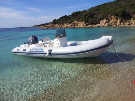 Capelli Tempest 6,25M in Propriano peer-to-peer