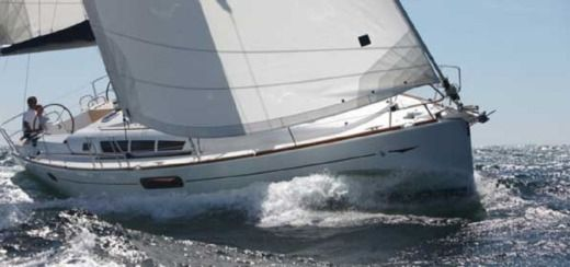 Jeanneau Sun Odyssey 44i in Alimos for hire