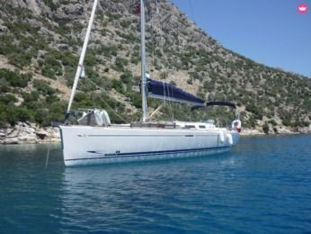Charter Sailboat Dufour 40 Performance Dénia