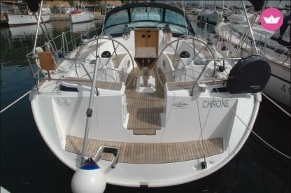 Charter Sailboat Bavaria 47 Cruiser Portisco