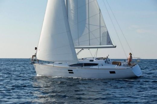 Segelboot Elan Impression I 40