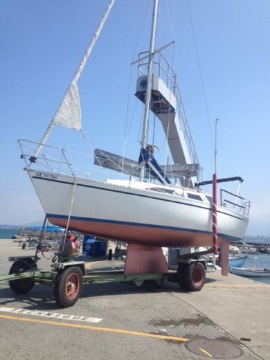 Gibert Marine Gib'sea 92 a Cologny da noleggiare