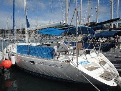 Charter Sailboat Jeanneau Sun Odyssey 47 Arrondissement of Le Marin