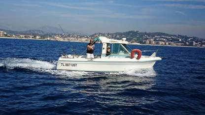 Verhuur Motorboot Jeanneau Merry Fisher 610 Wa Cannes