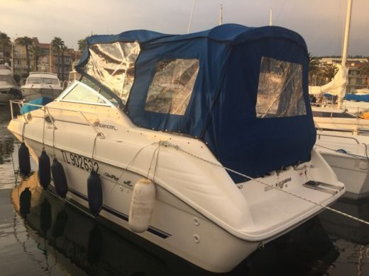 Barca a motore Sea Ray Sundancer 250 tra privati
