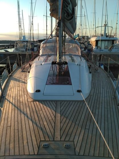 Charter Sailboat Beneteau First 45 Rome